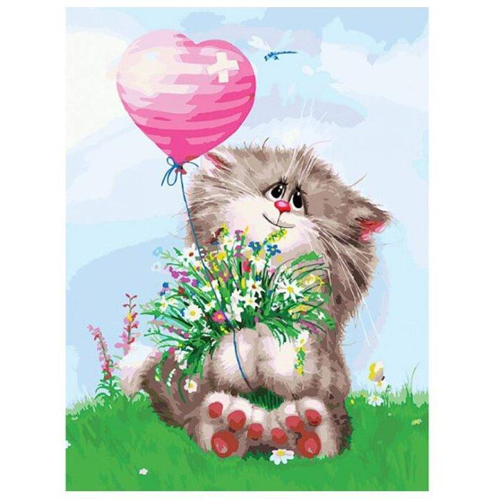 открытки веселые цветы определить